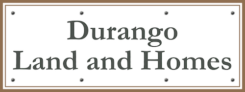 Logo for Durango Land and Homes
