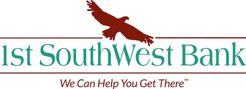 Logo for first southwest Bank