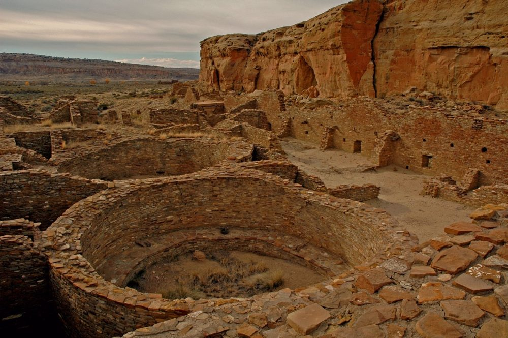 Chaco Canyon Photo
