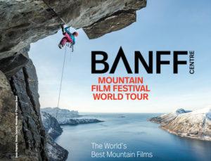 Banff Mountain Film Festival World Tour Ad