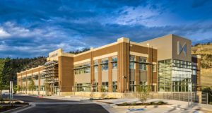 Photo of Mercury Payment Systems LEED Building