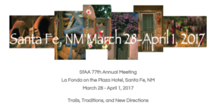 SfAA Annual Meeting