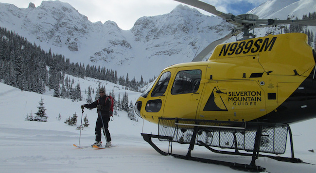 Picture of Silverton Heli Skiing