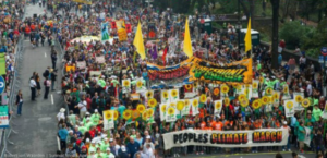 Climate March photo