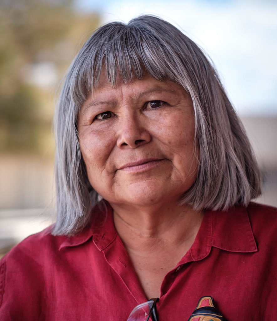'She's the grandmother of all Navajo enviros. You don't know the stories.'<br /><br />- Daniel of Lori, Board Member and Founder of <a href='https://www.facebook.com/carefordine/'>Diné C.A.R.E.</a>
