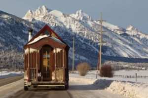 Picture of Outdoor Research's Tiny Houses